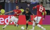 Chấm điểm Real Madrid trận Siêu cúp: Gọi tên Luka Modric