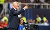 Đấu Barca, Real của Zidane đơn giản là chơi với một đội hình bình thường