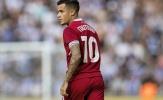 Coutinho tiếp tục vắng mặt trong danh sách thi đấu của Liverpool