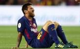 Ronaldo cười khẩy sau khi rời sân, Messi nhăn nhó nhận thất bại