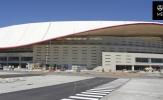 Siêu sân vận động mới của Atletico sắp hoàn tất