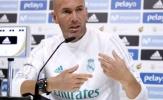 Zidane: Án phạt của Ronaldo là không thể tin nổi!
