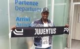 CHÍNH THỨC: Blaise Matuidi gia nhập Juventus