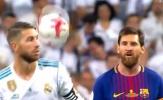 Bị đùa cợt, Messi chửi thẳng mặt Ramos