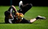 Buffon và đồng đội quyết tâm lấy lại niềm tin từ NHM Juventus