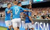 Đẳng cấp vượt trội, Napoli nhẹ nhàng đánh bại 9 người của Nice