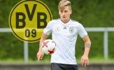 Vụ Dembele: Với Max Philipp, Dortmund là bên 'nắm đằng chuôi'
