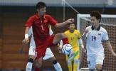 Điểm tin bóng đá Việt Nam tối 18/08: Futsal Việt Nam ra quân thất bại toàn diện trước người Thái