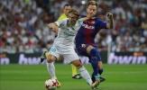 Luka Modric chơi tuyệt hay trước Barcelona