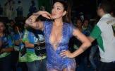 Dani Bolina - cô vũ công nóng bỏng xứ Samba