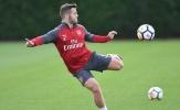 Hành trình trở lại sau đội 1 của 'Mr Arsenal'