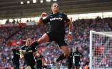 Southampton 3-2 West Ham: Chicharito không cứu nổi 'Búa tạ'