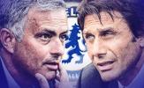 Sự trùng lặp bất ngờ của Conte và Mourinho ở Chelsea