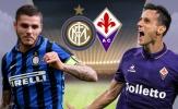 01h45 ngày 21/8, Inter vs Fiorentina: Hai mặt của đồng tiền