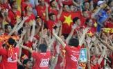 Công Phượng chói sáng, CĐV Việt Nam khuynh đảo khán đài Shah Alam