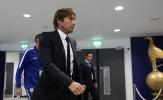 Conte dẫn đầu dàn sao Chelsea tiến đến Wembley