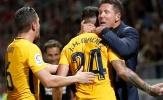Griezmann hoá tội đồ, Atletico hút chết trước 'nhược tiểu' Girona
