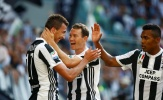 Juventus 3-0 Cagliari: Buffon trổ tài, Tam tấu bùng nổ tưng bừng ngày ra quân