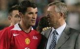 Roy Keane rời Man United vì khoản tiền phạt 5000 bảng Anh
