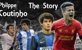 Sự 'tiến hóa' của Philippe Coutinho