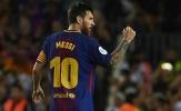 Barca bác bỏ khả năng bán Messi cho Man City