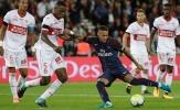 CẬN CẢNH bàn thắng điên rồ của Neymar cho PSG