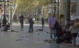 Sao Barcelona xông xáo trợ giúp nạn nhân sau vụ khủng bố tại phố đi bộ