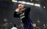 Xé lưới Man City, Rooney đạt cột mốc khủng