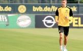 Julian Weigl đem tin vui cho Dortmund