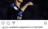 Ronaldo ca thán trên mạng xã hội, Lukaku nhảy vào châm chọc