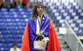 SEA Games 29 'dậy sóng' vì hot girl Taekwondo Campuchia