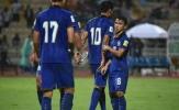 Trước lượt cuối bảng B vòng loại World Cup châu Á: 'Kẻ đáng thương' Thái Lan