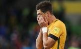 Hạ màn bảng B vòng loại World Cup châu Á: Australia chỉ còn biết tự trách