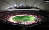 'Nhà mới' của Atletico đã hoàn thiện mặt sân, chuẩn bị đưa vào hoạt động
