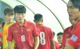 Vì sao Tuấn Anh, Xuân Trường không được ra sân trận gặp Campuchia?