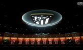 Atletico Madrid khoe phòng thay đồ cực chất ở SVĐ Wanda Metropolitano