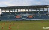 Chùm ảnh: Ngắm dàn mái che hiện đại nhất V-League của SHB Đà Nẵng