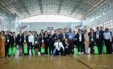 Tưng bừng hội chợ triển lãm sản phẩm thể thao Expo 2017
