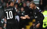 Gieo rắc kinh hoàng ở Celtic Park, sứ mệnh của PSG đã bắt đầu
