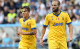 Chấm điểm Juventus sau trận Sassuolo: Hai mảng sáng tối