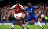 Chelsea 0-0 Arsenal: Cân não ở Stamford Bridge