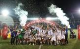 U18 Thái Lan 2-0 U18 Malaysia (Chung kết giải U18 Đông Nam Á 2017)