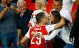 Leonita Lekaj - WAGs xinh đẹp hàng đầu Arsenal