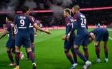 PSG 2-0 Lyon: Đã hay lại còn may