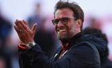 Klopp: 'Liverpool đã nghĩ tới tháng Giêng'