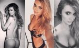 Nàng WAGs Melina Pitra và những hình ảnh 'bỏng mắt'