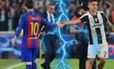So với Messi, Dybala không có cửa