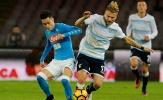 01h45 ngày 21/09, Lazio vs Napoli: Ứng cử viên vô địch lộ diên?