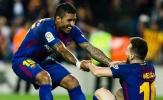 HLV Valverde tiếp tục 'cạn lời' với Messi