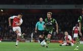 Arsenal 1-0 Doncaster Rovers: Vị khách đặc biệt